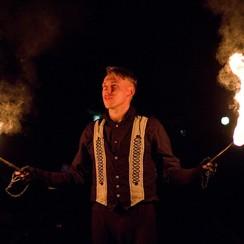 GfS garkusha fire show - артист, шоу в Сумах - фото 4