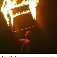GfS garkusha fire show - артист, шоу в Сумах - фото 1