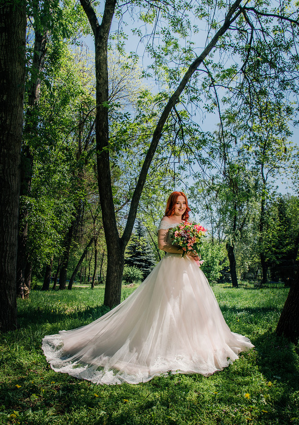 Свадебная прогулка - фото №1