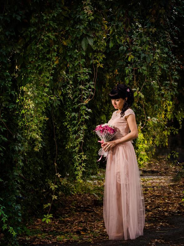 Осенняя прогулка - фото №15