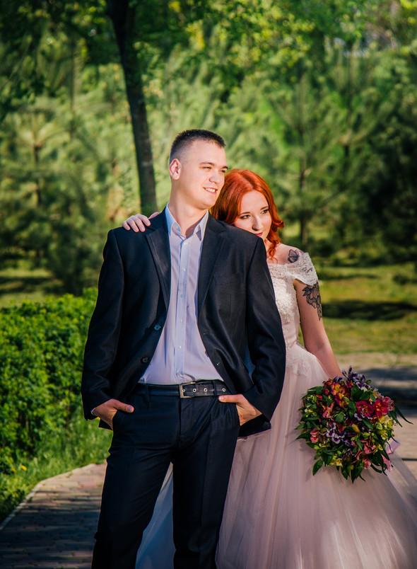 Свадебная прогулка - фото №8