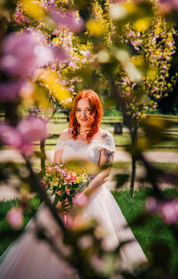 Свадебная прогулка - фото №14