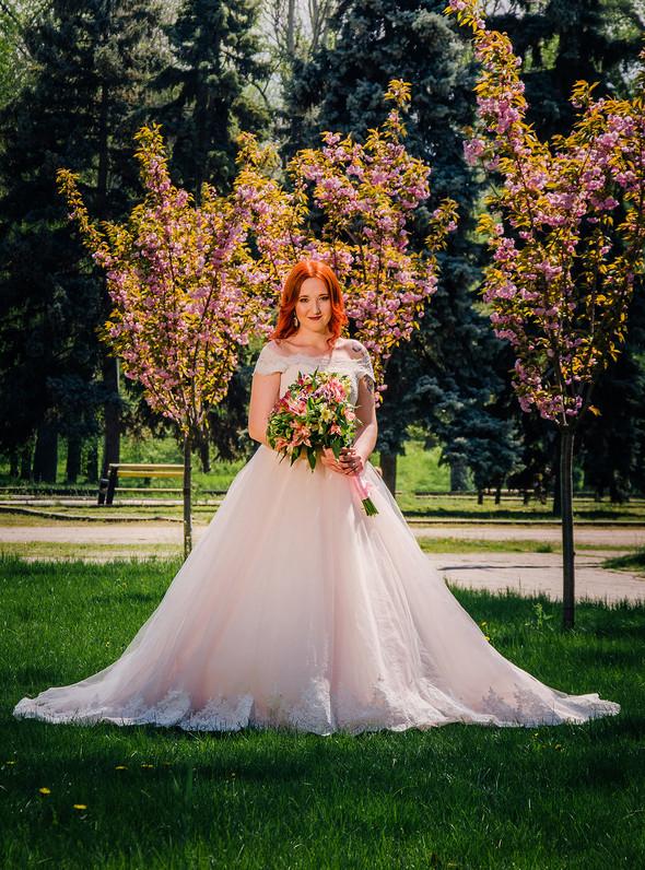Свадебная прогулка - фото №16