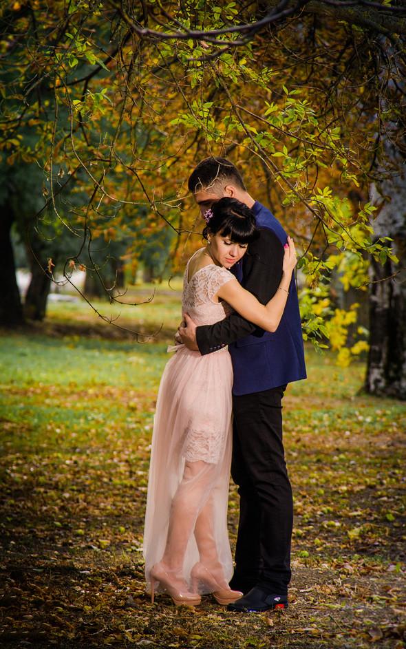 Осенняя прогулка - фото №11