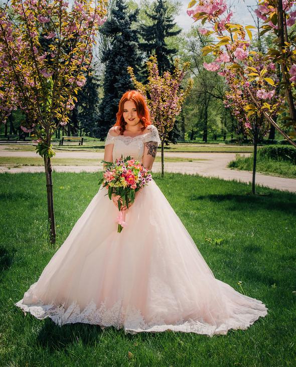 Свадебная прогулка - фото №21