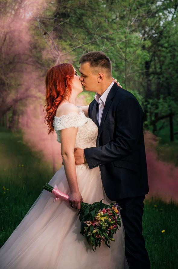Свадебная прогулка - фото №42