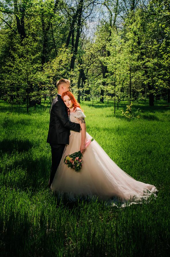Свадебная прогулка - фото №47