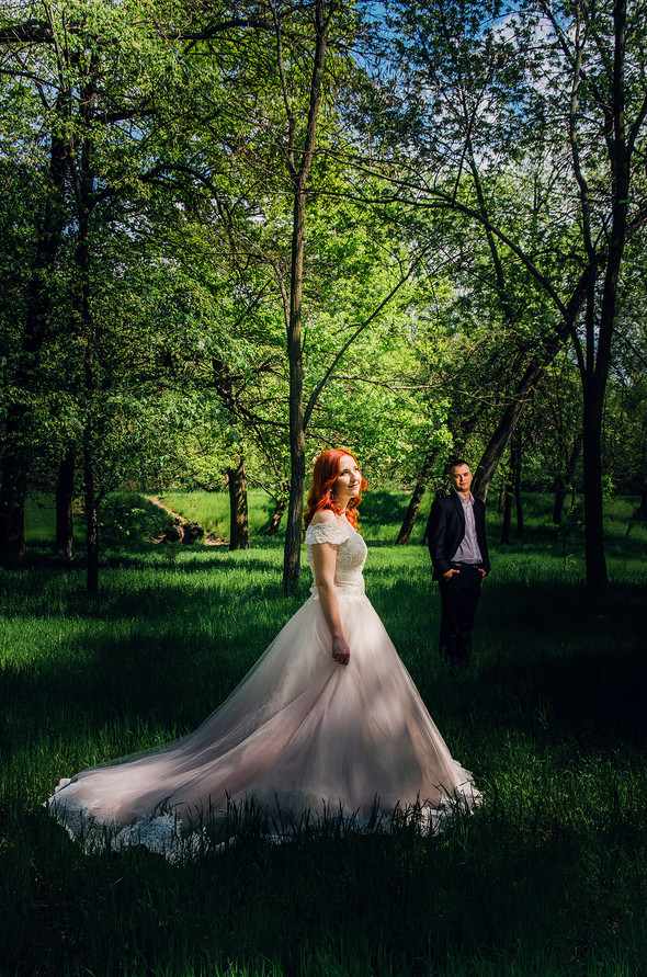 Свадебная прогулка - фото №49