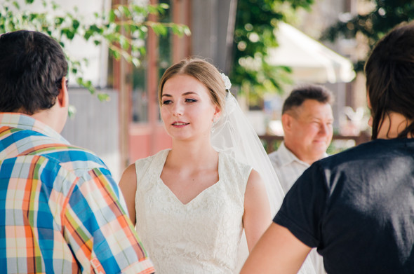 Оксана и Антон - фото №10