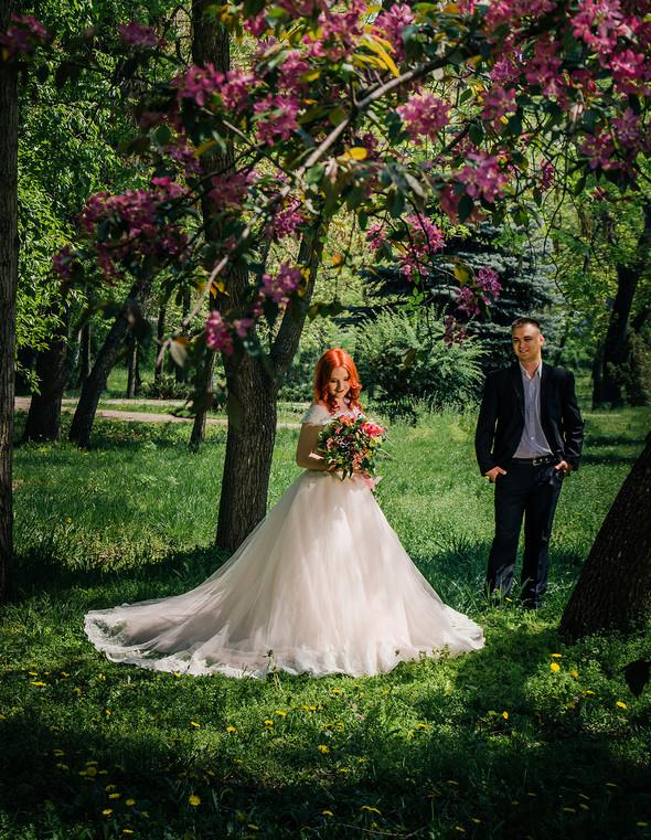 Свадебная прогулка - фото №2