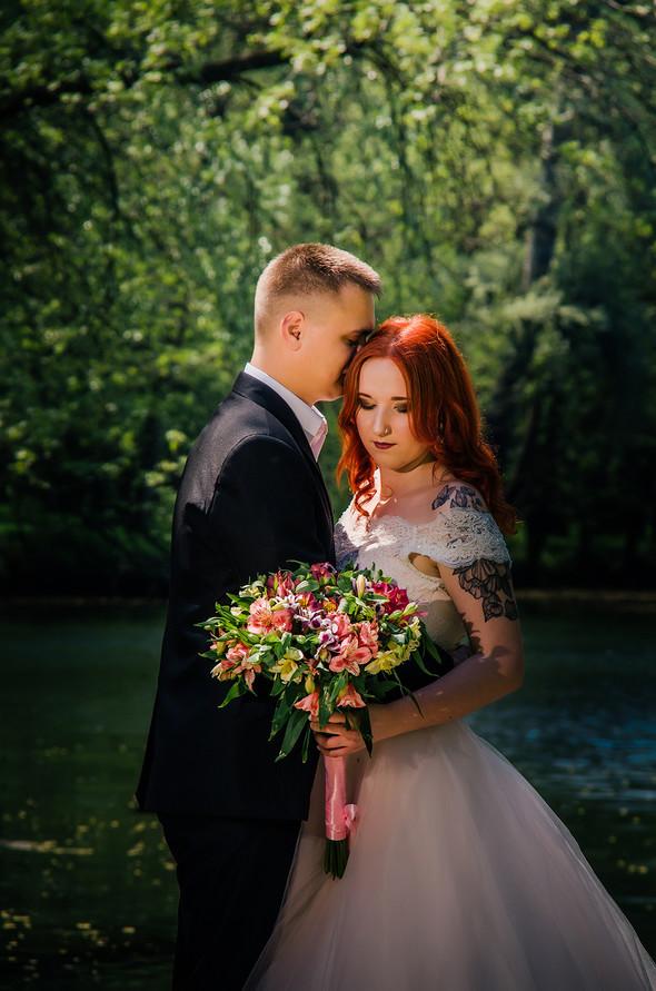 Свадебная прогулка - фото №22