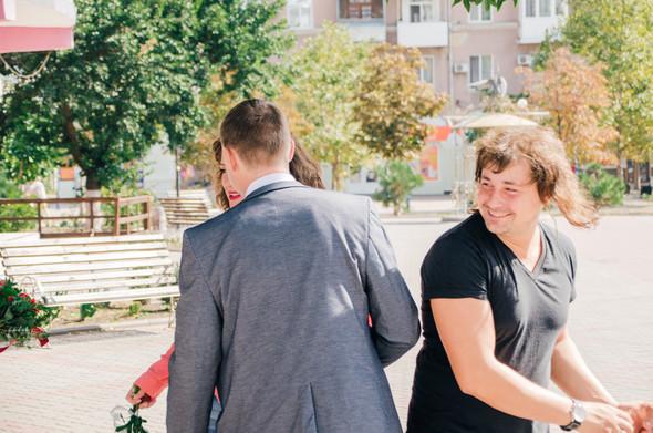 Оксана и Антон - фото №4