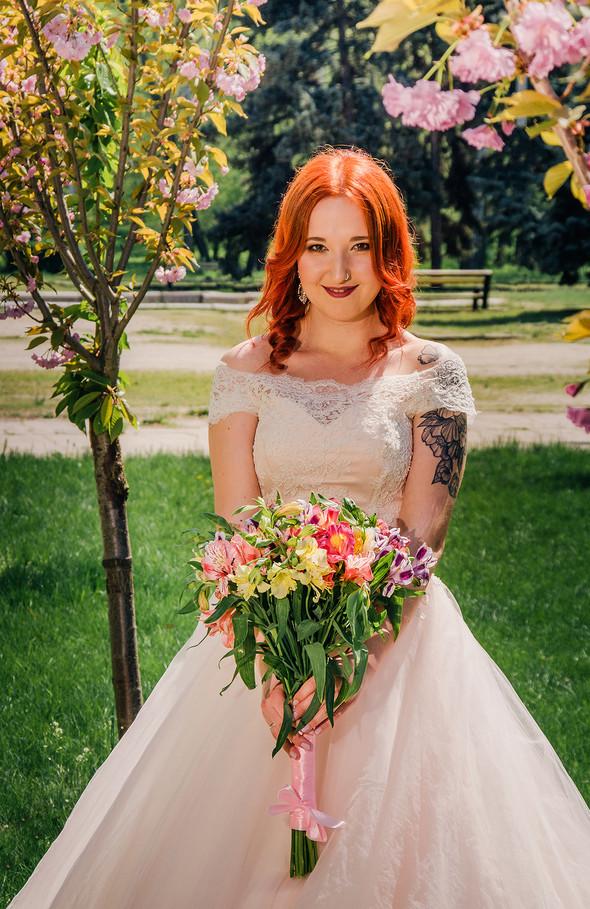 Свадебная прогулка - фото №19