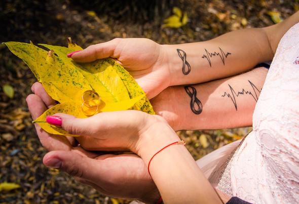 Осенняя прогулка - фото №13