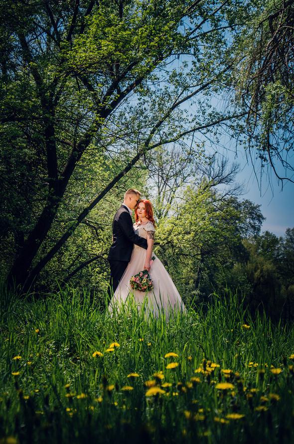 Свадебная прогулка - фото №23