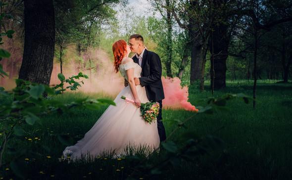 Свадебная прогулка - фото №43
