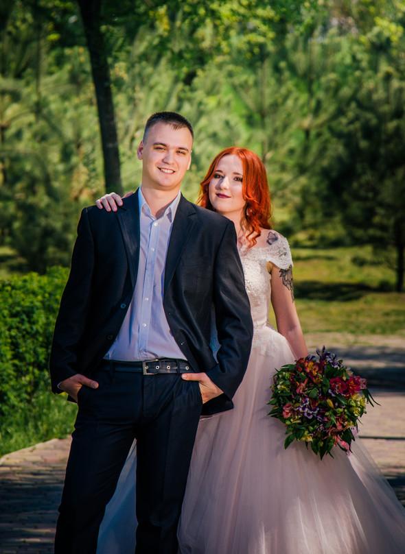 Свадебная прогулка - фото №7