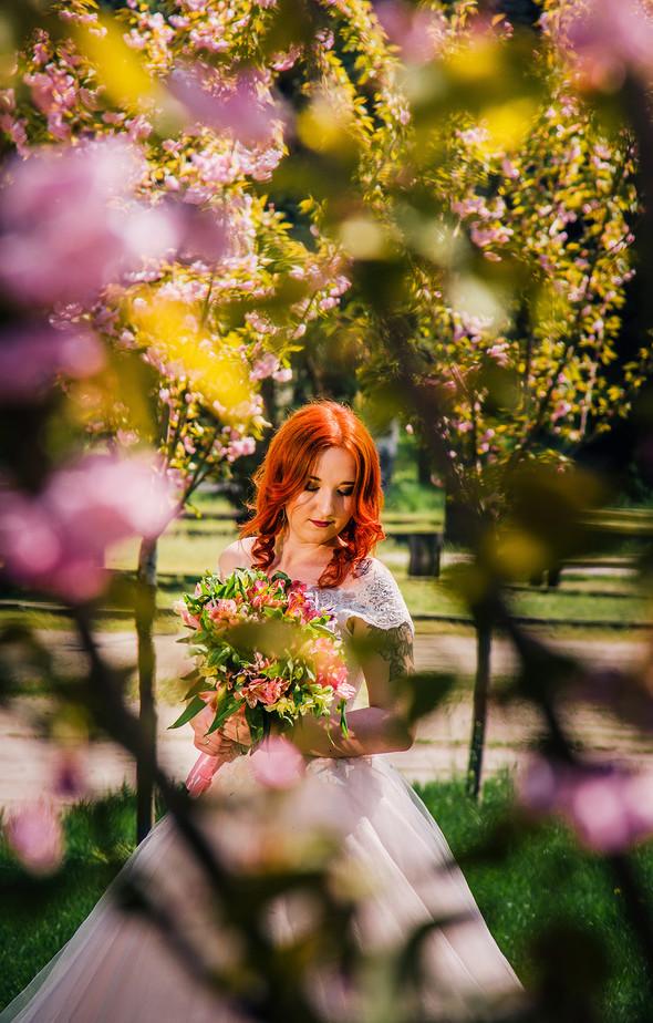 Свадебная прогулка - фото №13
