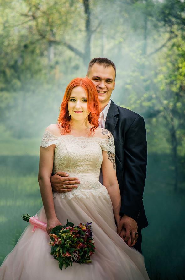 Свадебная прогулка - фото №46