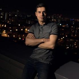 Видеограф Андрей Букрин