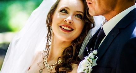 Замовивши фотозйомку весілля, отримайте у подарунок Love Story