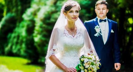 Знижки на весільну фотозйомку - 20%