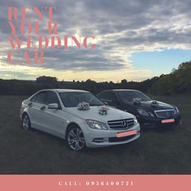 Mercedes C&E&CLS - авто на свадьбу в Ивано-Франковске - портфолио 4