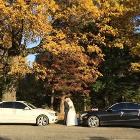 Mercedes C&E&CLS - авто на свадьбу в Ивано-Франковске - портфолио 1