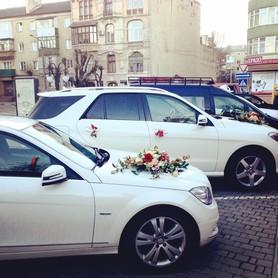 Mercedes C&E&CLS - авто на свадьбу в Ивано-Франковске - портфолио 6