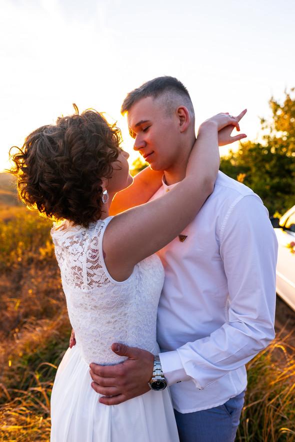 Свадьба на закате  - фото №32
