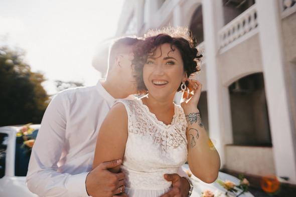 Свадьба на закате  - фото №16