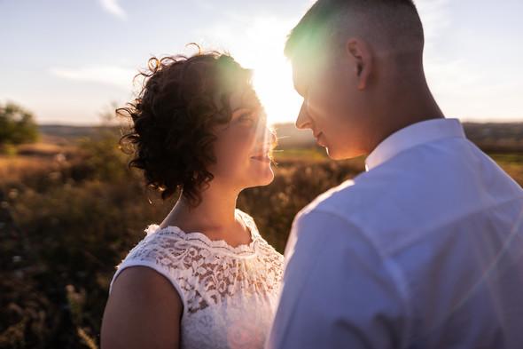 Свадьба на закате  - фото №25