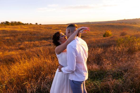 Свадьба на закате  - фото №33