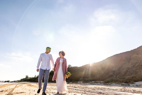 Свадьба на закате  - фото №19