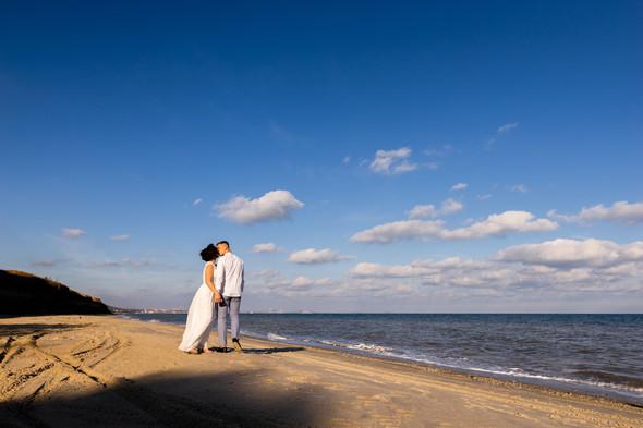 Свадьба на закате  - фото №18