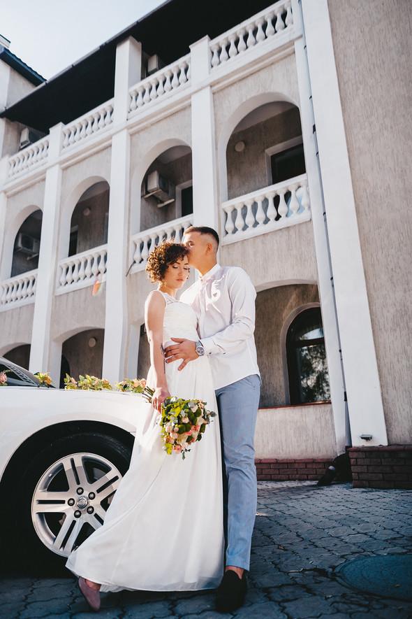 Свадьба на закате  - фото №17