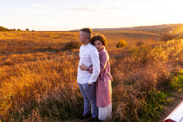 Свадьба на закате  - фото №35