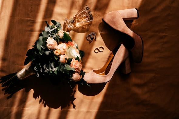 Свадьба на закате  - фото №1