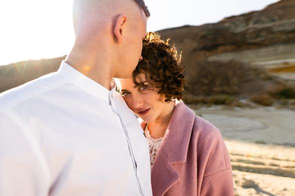Свадьба на закате  - фото №21