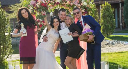 Профессиональная координация Вашей свадьбы! Гарантия спокойствия и уверенности в самый важный день.