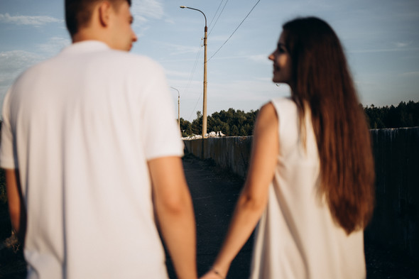 Предсвадебное LOVE STORY - фото №13