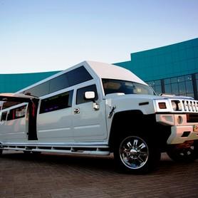 Mega Hummer - авто на свадьбу в Киеве - портфолио 1