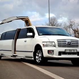 Infiniti - авто на свадьбу в Киеве - портфолио 4