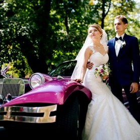 Excalibur Phantom - авто на свадьбу в Киеве - портфолио 3