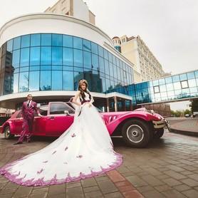 Excalibur Phantom - авто на свадьбу в Киеве - портфолио 1