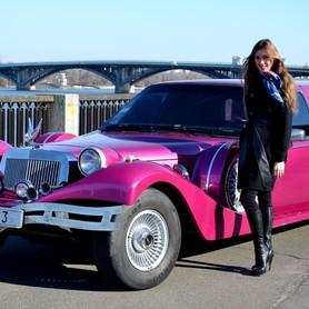 Excalibur Phantom - авто на свадьбу в Киеве - портфолио 4