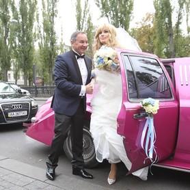 Excalibur Phantom - авто на свадьбу в Киеве - портфолио 2