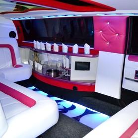 Excalibur Phantom - авто на свадьбу в Киеве - портфолио 6