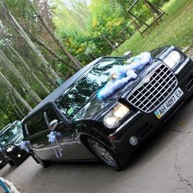 Chrysler 300C - авто на свадьбу в Киеве - портфолио 5