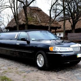 Lincoln Tawn Car - авто на свадьбу в Киеве - портфолио 2